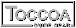 Toccoa Guide Gear Logo